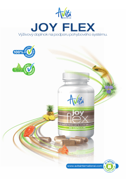 JOY FLEX - Avita International