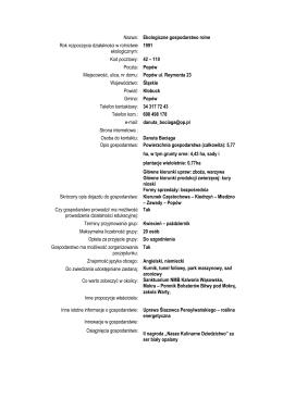 Diageneza kredowych koralowców Scleractinia z okolic Miechowa
