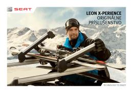 LEON X-PERIENCE ORIGINÁLNE PRÍSLUŠENSTVO
