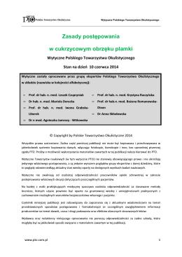Program prolikaktyczny - Zespół Szkół Nr 4 w Dębicy