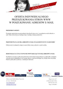 Akademia Biznesu - zaproszenie