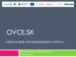 Poznáš rozprávky OVCE.sk?