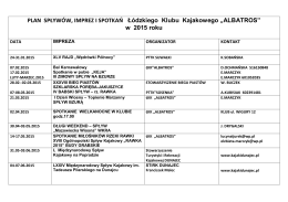 Ogłoszenie Prezesa Sądu Rejonowego w Rawiczu.