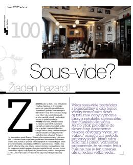 Časopis MIAU 04/2011 - Brasserie La Marine