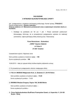 OFERTA FORMULARZ.pdf - Hodowla Zarodowa Zwierząt