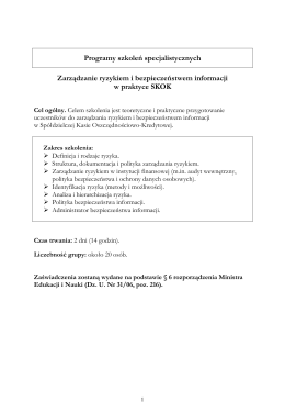 Rejestracja: http://www.cemed.pl/spotkania/2015/skok/formularz.php