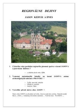 Čítať viac - Základná škola Jasov