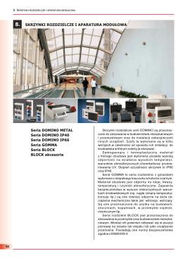 Multimedialna skrzynka mieszkaniowa CobiHaus Kompakt - S