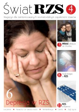 Depresja w RZS