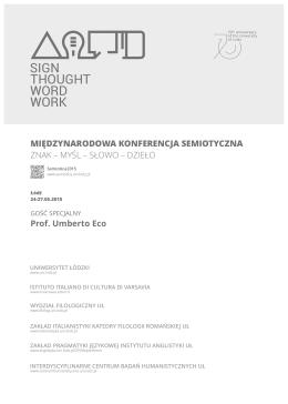 Informacja o konferencji - 70 lat Uniwersytetu Łódzkiego