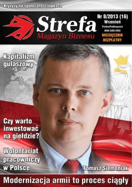 Tutaj - Strefa - Magazyn biznesu