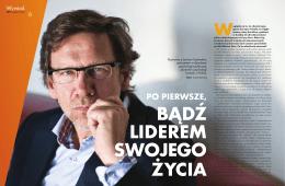 Wywiad z Jackiem Santorskim oraz Absolwentami I edycji APP