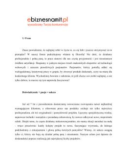 Portfolio - ebiznesnamit.pl