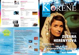 slovenské korene 2011 11-12