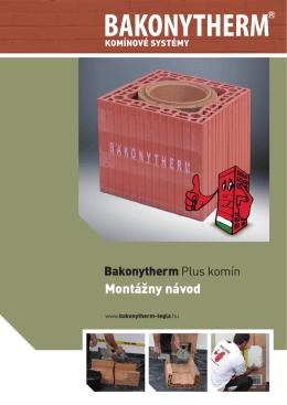 BTP návod na montáž - Pápateszéri Téglaipari Kft.