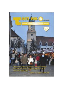 číslo 6 - Jednota dôchodcov na Slovensku