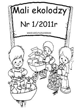 mali-ekolodzy-gazetk.. - Przedszkole Nr 8 w Kołobrzegu