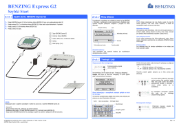 instrukcja benzing-g2