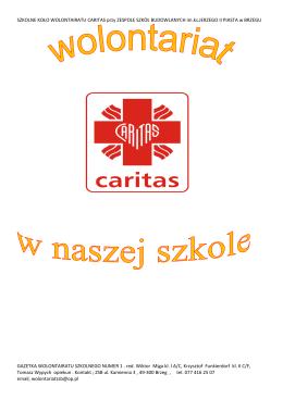 gazetka 1 - Zespół Szkół Budowlanych w Brzegu