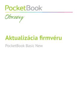 Aktualizácia firmvéru Basic New