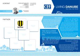 LIVING DANUBE - Stredoeurópska nadácia