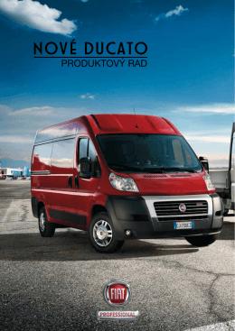 NOVÉ DUCATO - Fiat Professional
