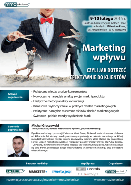 Marketing wpływu