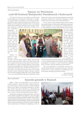 treść pdf - Muzułmański Związek Religijny