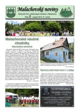 Čo sú Malachovské náučné chodníky – Banská cesta?