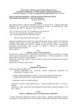 Zmluva 2014