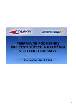 Prepravne podmienky 2014-12-16
