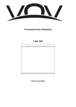 VRF-35B SK manual - dia