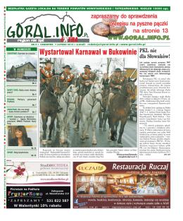 Nr 5/2013 - Goral.info.pl