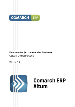 6.2 Comarch ERP Altum Licencjonowanie.pdf