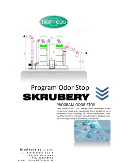 Ulotka Skrubery