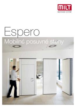 Mobilné posuvné steny