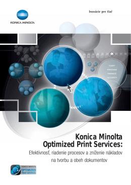Prospekt (PDF) - Konica Minolta
