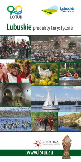 Lubuskieprodukty turystyczne www.lotur.eu