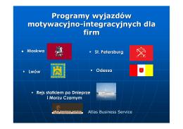 """""""Propozycje wyjazdów"""" (format .pdf)"""