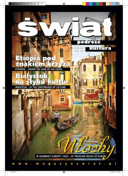 czerwiec - Magazyn Świat