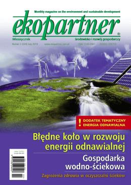 Błędne koło w rozwoju energii odnawialnej
