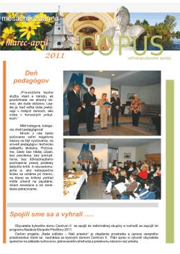 copus - Mesto Veľké Kapušany