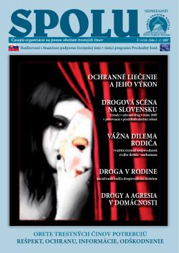 číslo 1-2/2007 - Pomoc obetiam násilia