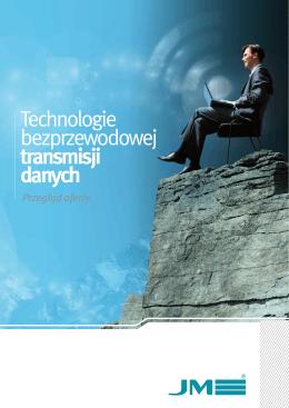 Technologie bezprzewodowej transmisji danych