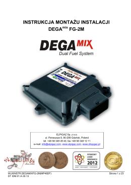 2013.10.21 Instrukcja oprogramowania Elpigaz Dual