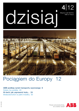 PLK rozpoczyna przygotowania do modernizacji linii Warszawa