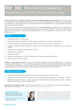 Dokumentowanie operacji gospodarczych - Artur Zimny on-line