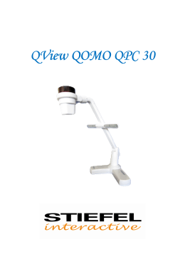 QView QOMO QPC 30