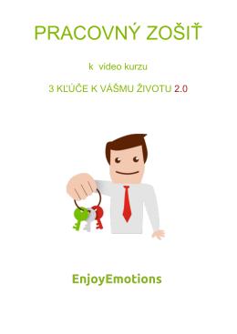 PRACOVNÝ ZOŠIŤ - EnjoyEmotions.sk