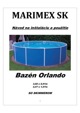 Bazén Orlando